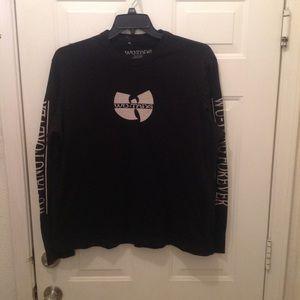 Official Wu Tang Clan shirt XL